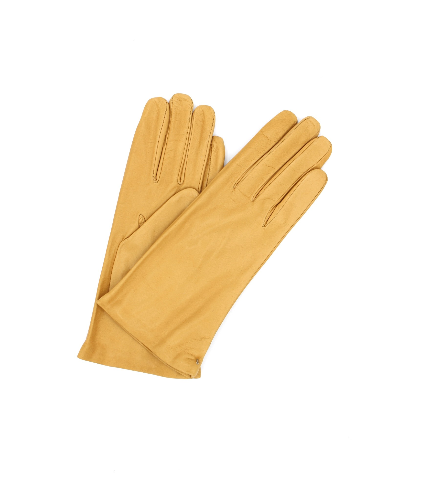 Nappa leather gloves Cashmere lined Cookie Sermoneta Gloves
