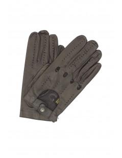 Guanto da Guida in Nappa dita intere T.Moro Sermoneta Gloves