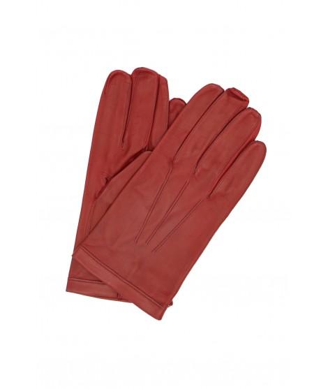 Nappa leather gloves Silk lined Malboro Sermoneta Gloves