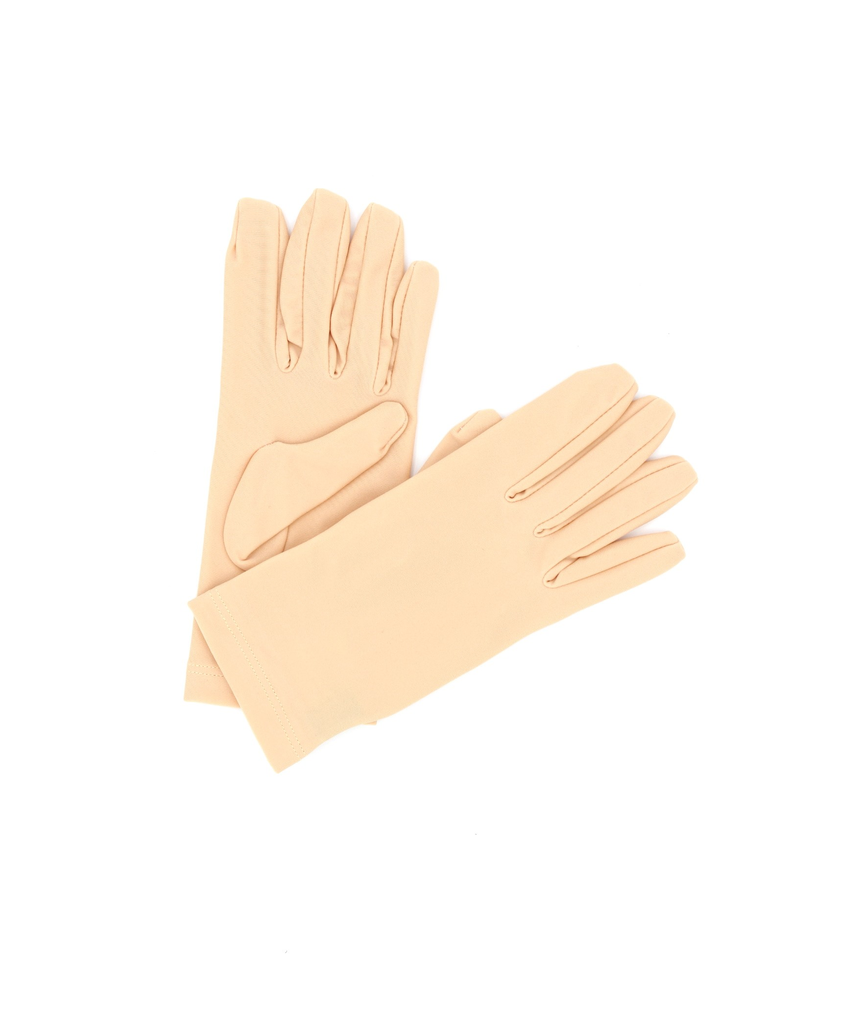 Glove Lycra Nude Sermoneta Gloves Leather