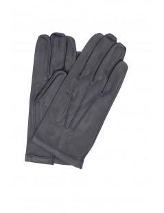 Guanto in Nappa sfoderato Navy Sermoneta Gloves Guanti in Pelle