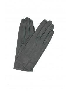 Nappa leather gloves 2bt unlined Dark Green Sermoneta Gloves