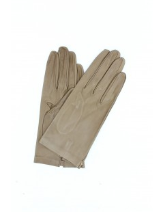 Nappa leather gloves 2bt unlined Mud Sermoneta Gloves Leather