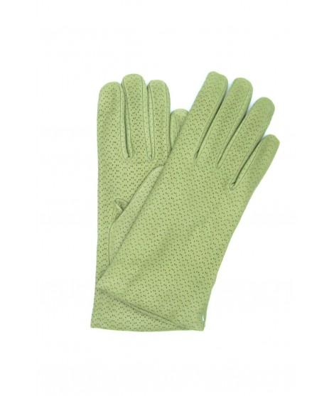 Guanto Nappa 2bt foderato cashmere Salvia Sermoneta Gloves