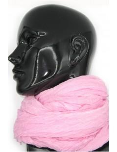 Damenstola in Modal und Seide Pinke farbe Sermoneta Gloves